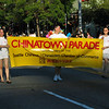 Chinatown parade begins
