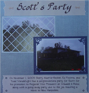 Album - Scott's Party
