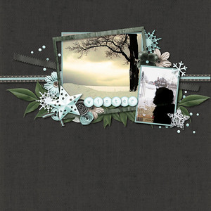 Winter's Day- Jen C Designs