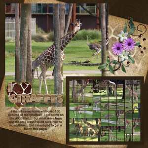 Gettin' Wild - Natalie's Place Designs Scatter- Its good to be bad by Britt-ish designs