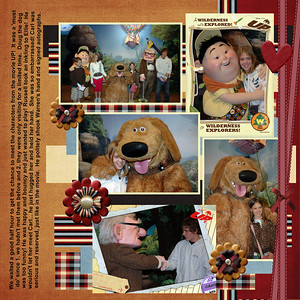 LO Scraplifted from Leslie 537 Puppy Love- snickerdoodle designs