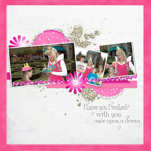 Quickpage freebie by Kellybell