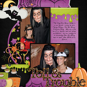 Toil and Trouble Kit... by Just So Scrappy