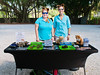 Carrie and Kim, the owners of Nature on Wheels, are a dictionary definition of a dynamic duo