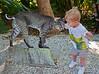 Braxton meets a Florida Bobcat