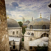 A glimpse on Hagia Sophia