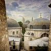 A glimpse on Hagia Sophia