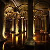 The Basilica Cistern of Istanbul