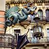 Dragon of La Rambla