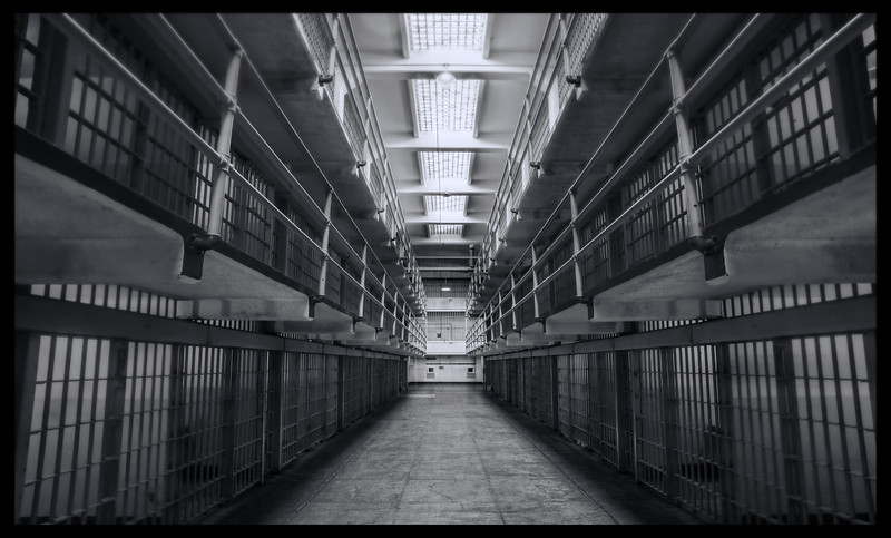 The cells of Alcatraz