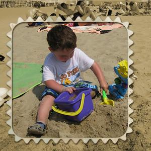 beachsepia