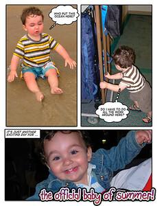 Christopher's World comic-2