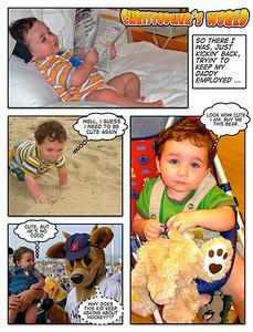Christopher's World comic-1
