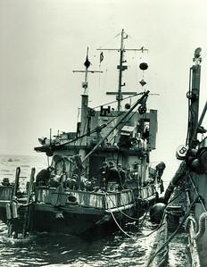 Oil Tanker SS ARROW Oil Recovery Job 1970YMT-12