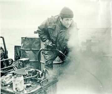 Oil Tanker SS ARROW Oil Recovery Job