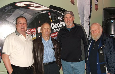 Class of 60L-R Tony Dubois, Glenn Frauzel, Dan MacLeod and Ken Whitney