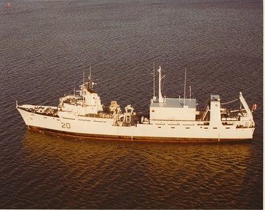 HMC CormorantPhoto dated 1978