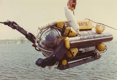 Mantis ROVPhoto dated 1978