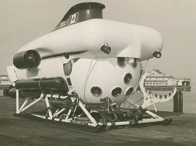 SDL-1 SubmersiblePhoto dated 1982