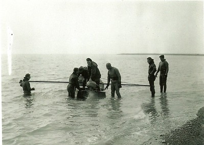 Towed Diver SearchDew Line