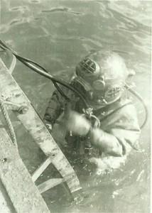 Diver in MK 5