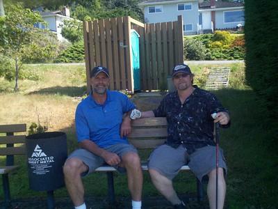 Jack Kristensen & Bruce Irwin