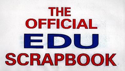 EDU Scrapbook