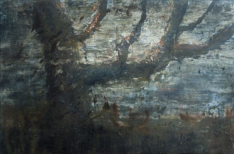 oil on canvas 60cm x 45cm