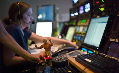 Mr. Hogan Commands Another Control Room