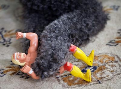 Gaaaa!  Dog!