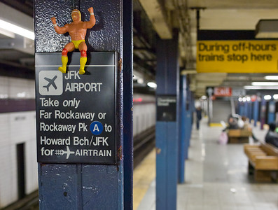 Mr. Hogan Loves the MTA.