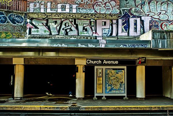 Brooklyn : Street Scenes