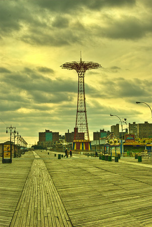 Coney Island - Boardwalk