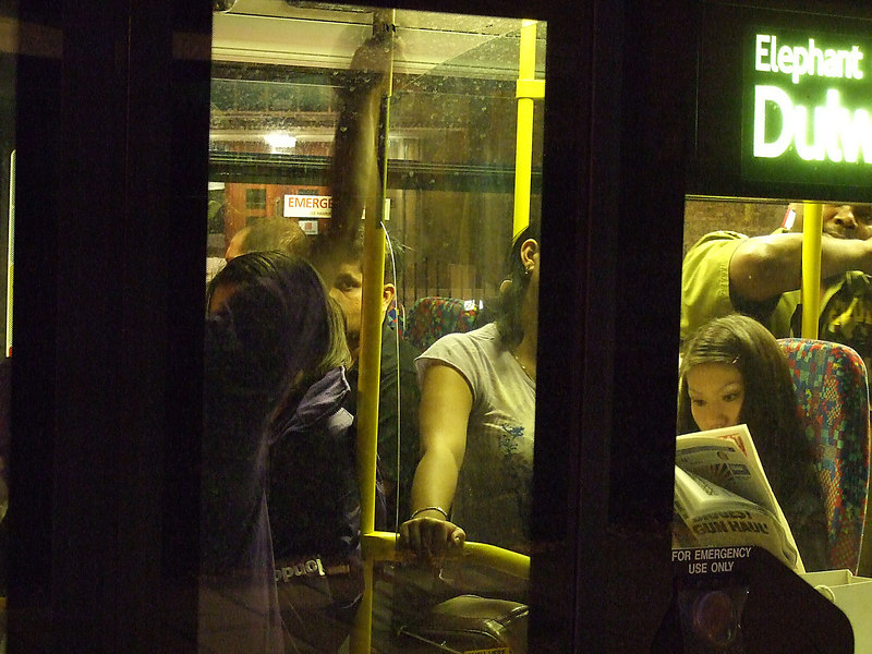 On da Bus - Outside Morley