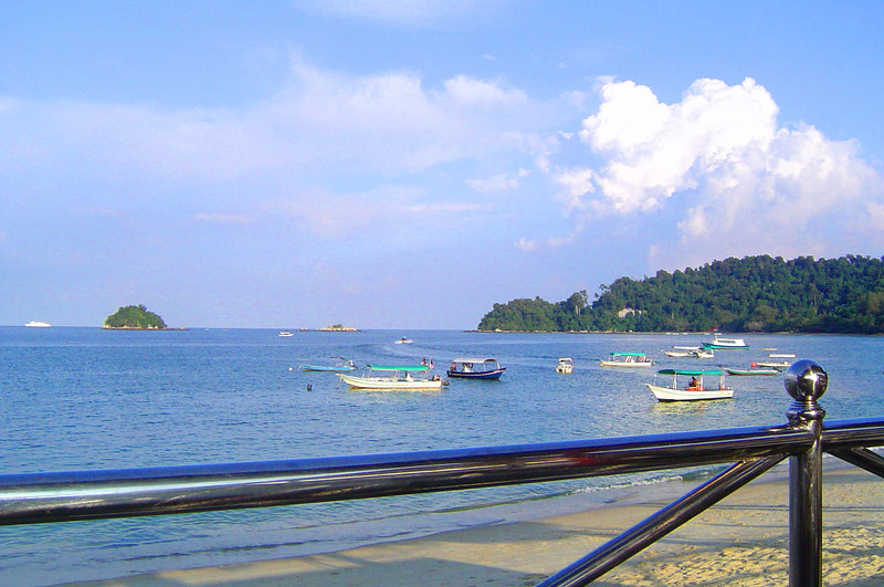 Another Gift : Clouds : Pangkor Island - 002