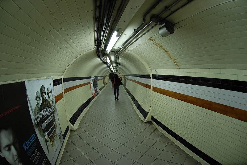 Lambeth North Subway - 001