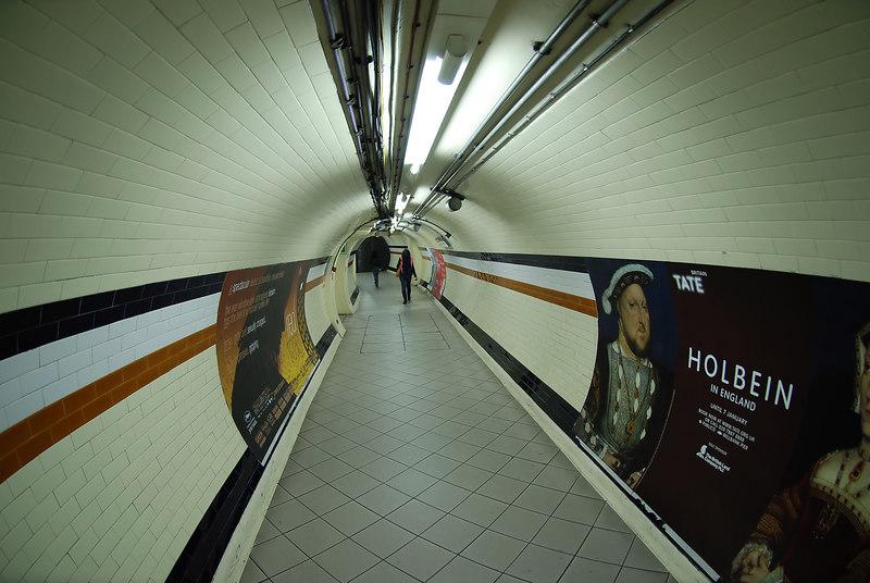 Lambeth North Subway - 002