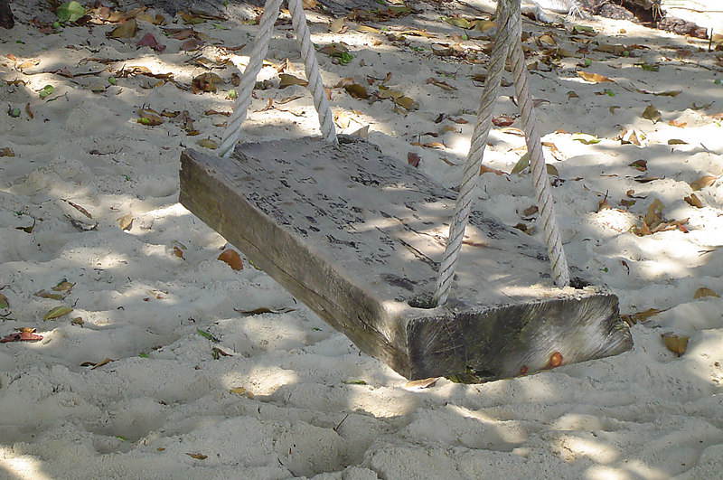 Pangkor Island - Beach Swings 4 Two - 005