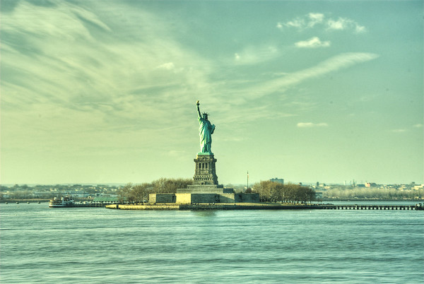 Staten Island Ferry - Views
