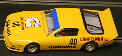 Gen 3 Camaro Tube-frame TransAm Car
