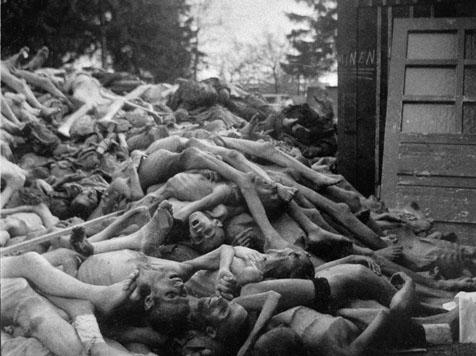 WWII-GERMANY-CAMP-BUCHENWALD
