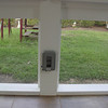 Cox Post allow you to hide wires inside the post