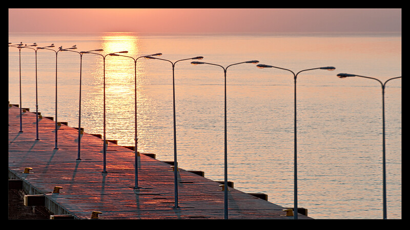 Sunrise, Corfu