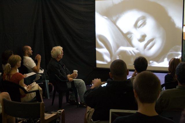 Screenwriting Program<br /> Photo by Christopher Upham