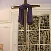 Cross Easter Purple