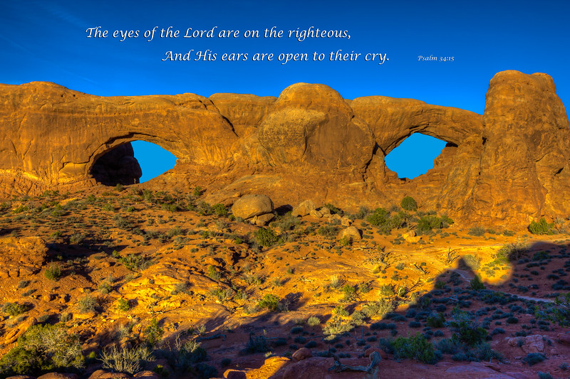 """The  Eyes of the Lord"""