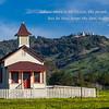 """""""San Simeon Schoolhouse and Hearst Castle"""""""