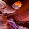 """The Birdman of Antelope Canyon"""