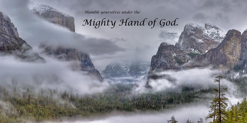 """""""The Finger of God"""""""