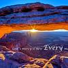 """Mesa Arch Sunrise"""